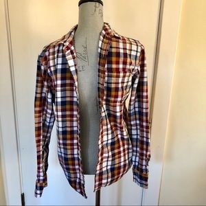 Flannel old navy shirt # 0091